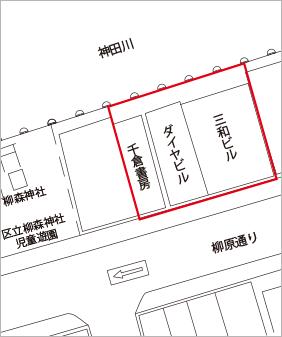 神田須田街